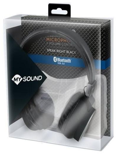 Meliconi MySound Speak JOBB - Vezeték nélküli fül-/fejhallgató