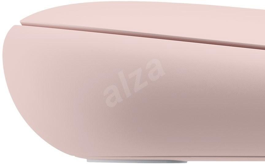 Logitech M350 vezeték nélküli egér  rózsaszíb - Egér
