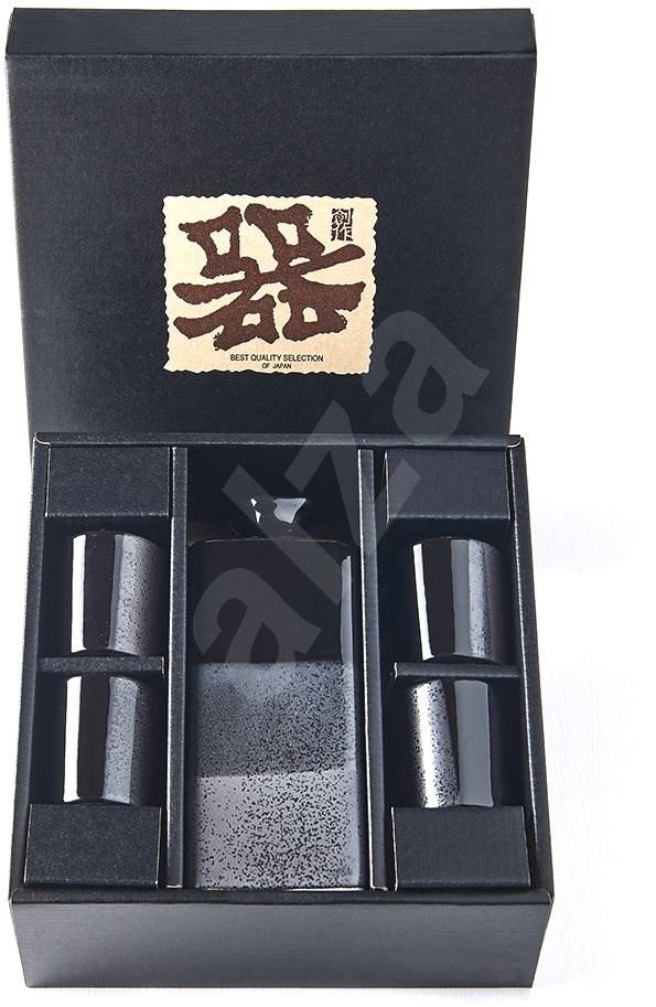 Made In Japan 5 db-os szakés készlet  kékesszürke - Szett