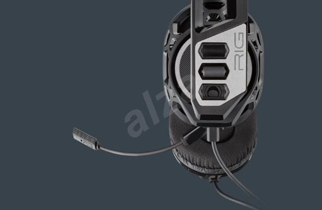Plantronics RIG 300  fekete - Gamer fejhallgató