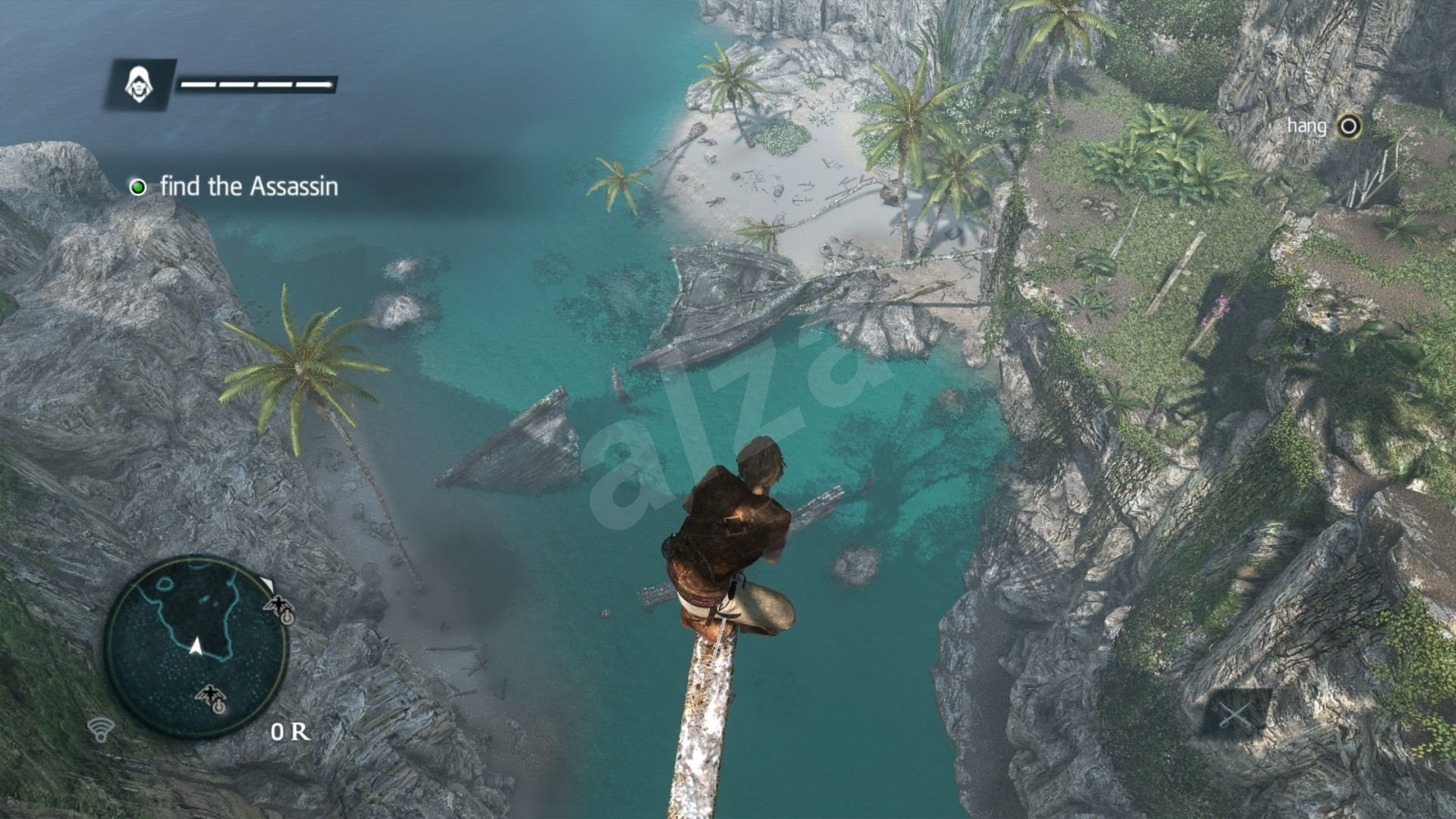 Assassins Creed IV: Black Flag - PS4 - Konzol játék