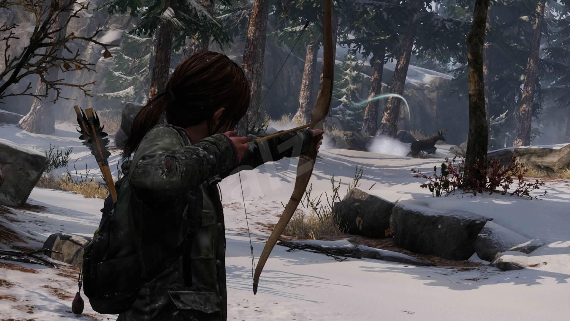 The Last Of Us Remastered - PS4 - Konzol játék