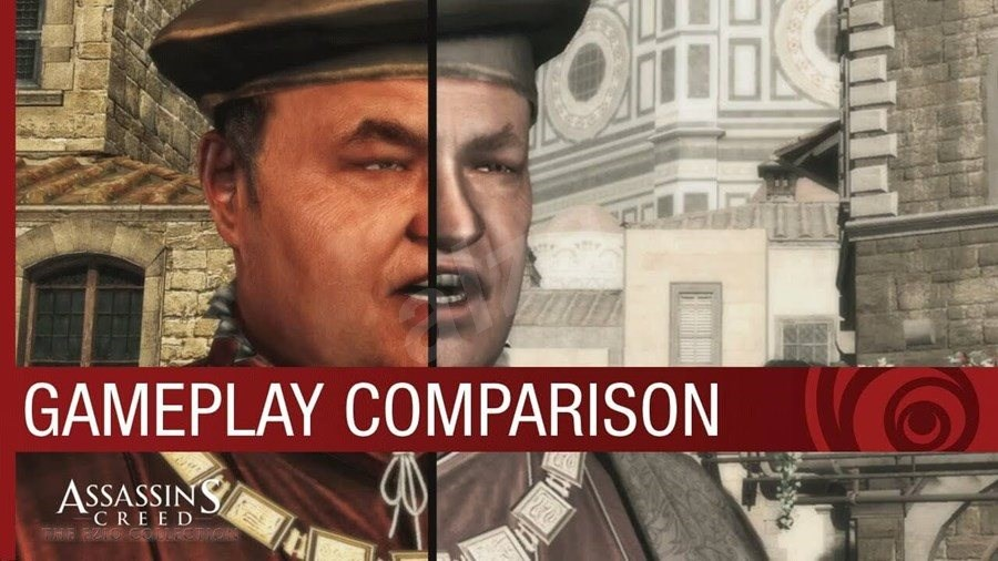 Assassins Creed The Ezio Collection - PS4 - Konzol játék
