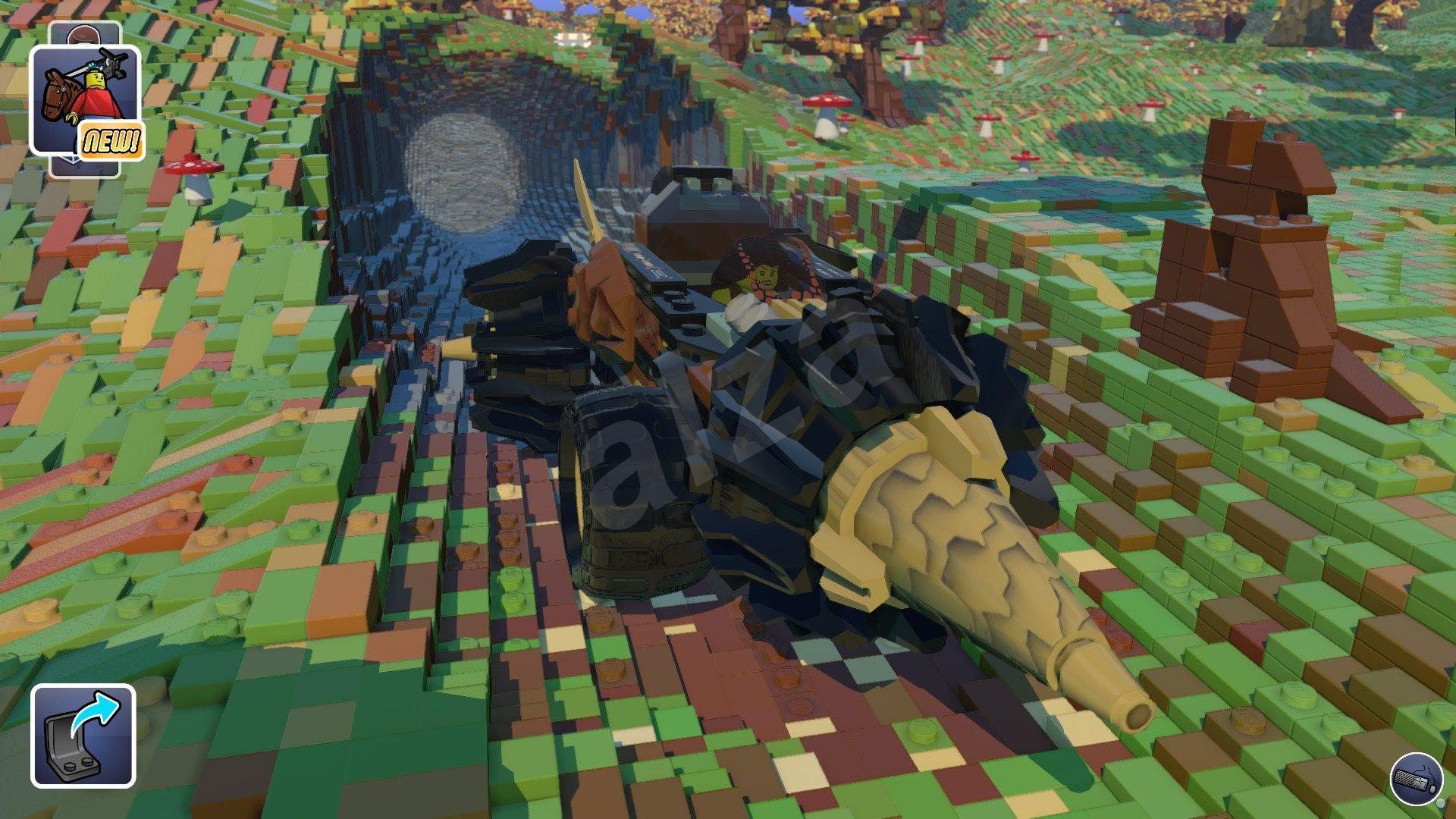 LEGO Worlds - PS4 - Konzol játék