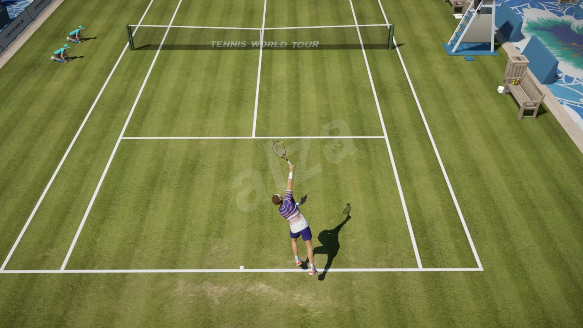 Tennis World Tour 2 - PS4 - Konzol játék