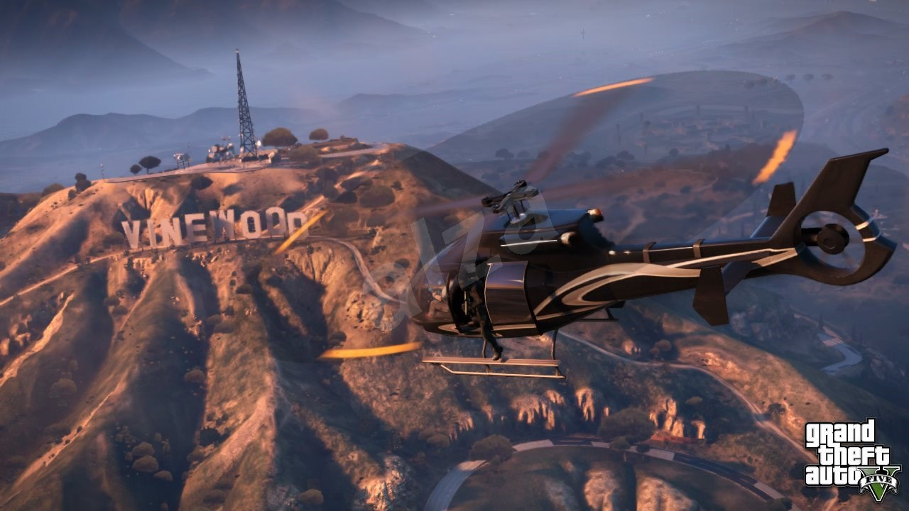 Grand Theft Auto V Premium Edition - Xbox One - Konzol játék
