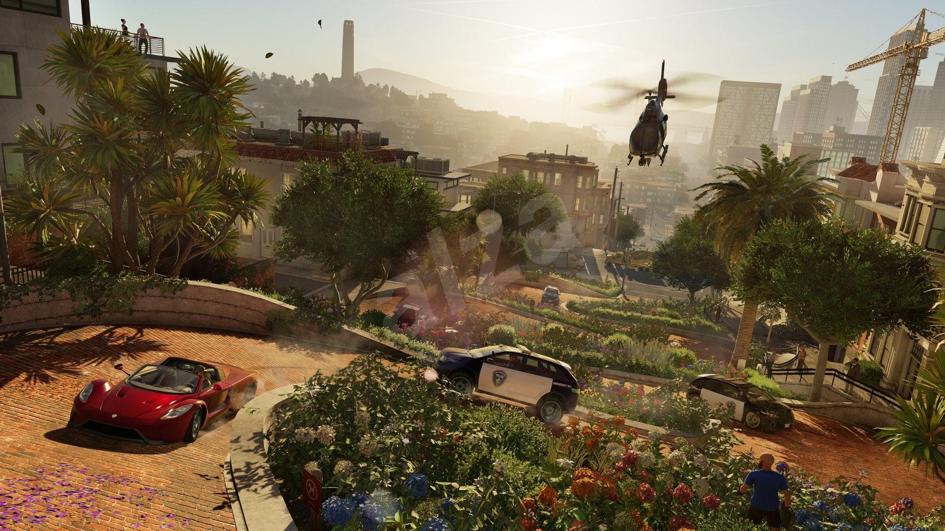 Watch Dogs 2 - Xbox One - Konzol játék
