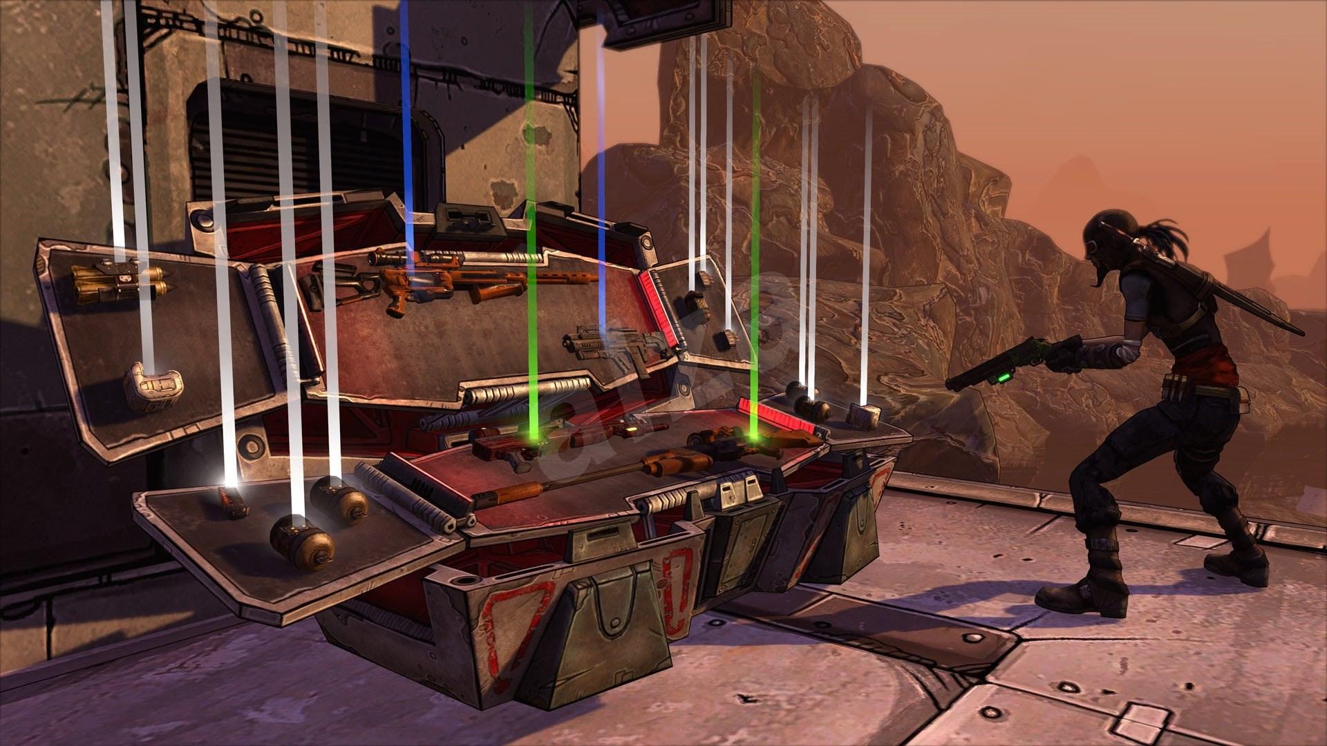 Borderlands 3 - Xbox One - Konzol játék