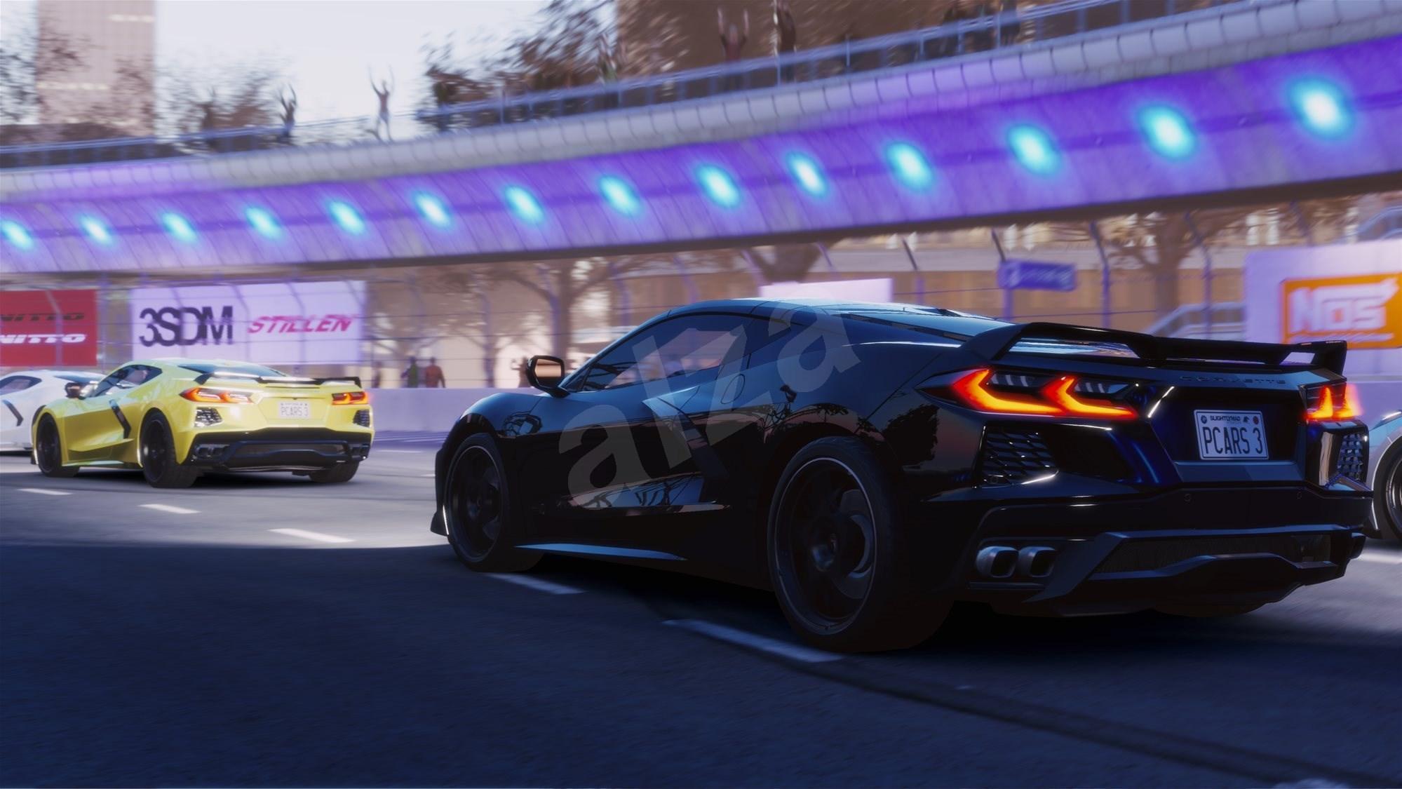 Project CARS 3 - Xbox One - Konzol játék