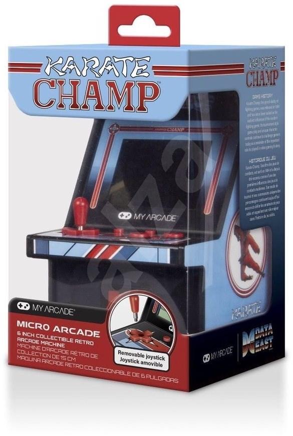 My Arcade Karate Champ Micro Player - Konzol