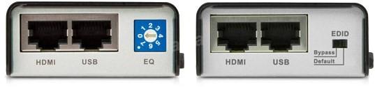 ATEN VE803 HDMI-USB Jeltovábbító extender  60m-re - Átalakító