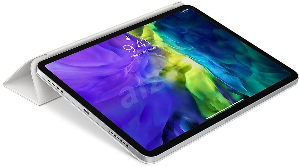 "Apple Smart Folio iPad Pro 11"" 2020 - fehér - Tablet tok"