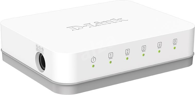 D-Link GO-SW-5G - Switch