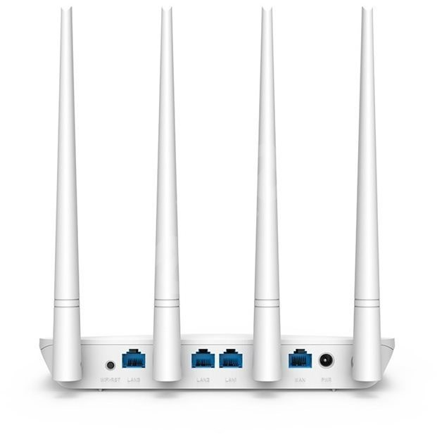 Tenda F6 - Wireless N300 Easy Setup Router - Router
