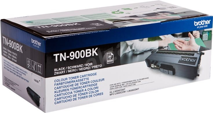 Brother TN-900BK - Toner