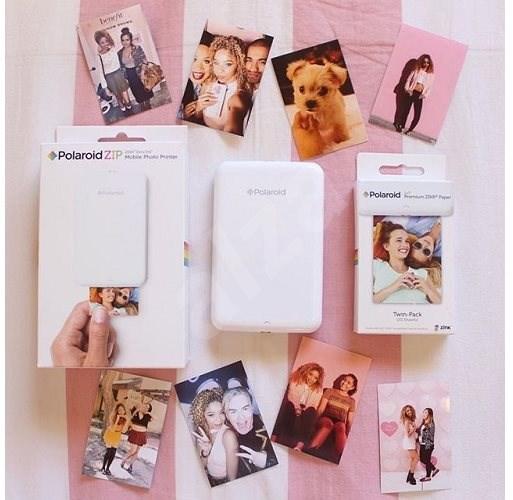 PolaroidInstant Zink Media Rainbow 2X3 20P - Fotópapír