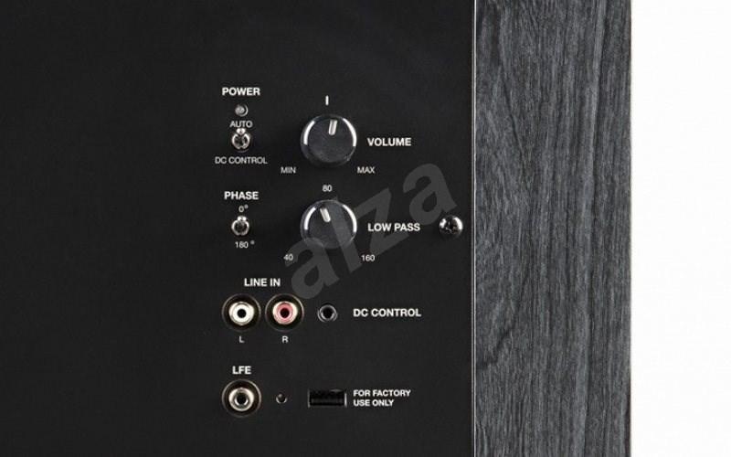Polk Audio HTS 12  fehér - Mélynyomó