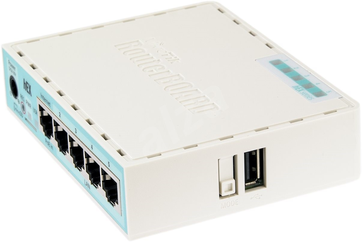 Mikrotik RB750Gr3 - Routerboard