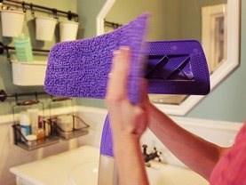 Rovus Spray felmosó  lila - Felmosó