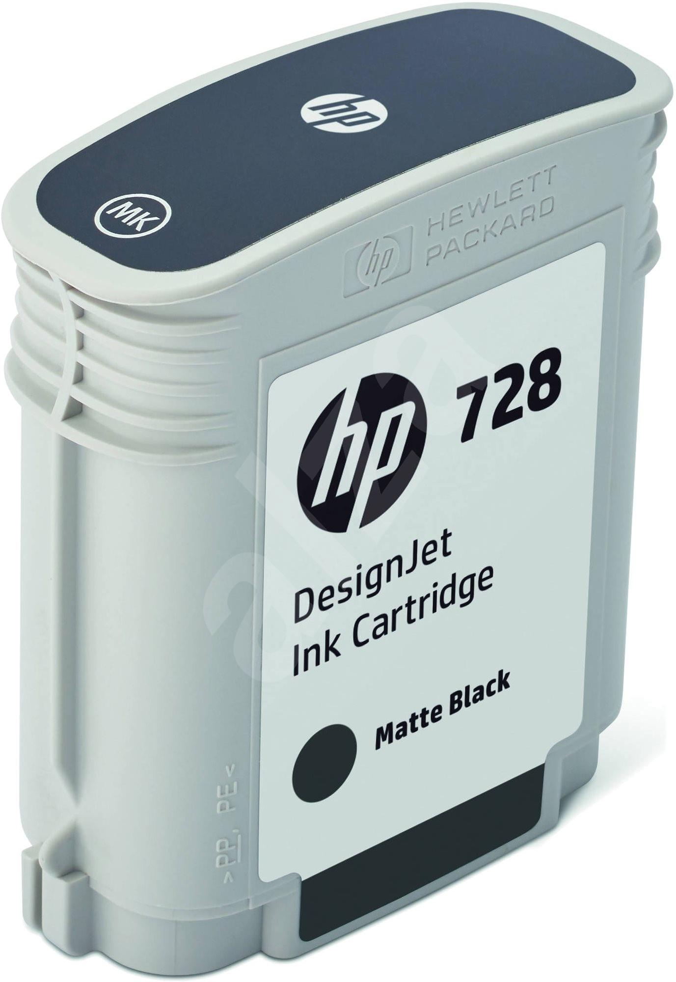 HP F9J64A no. 728 - Tintapatron