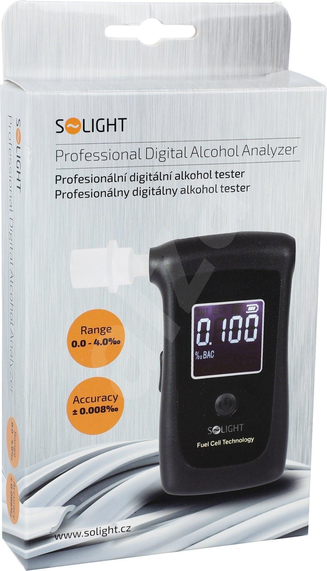 Solight 1T06 - Alkoholszonda