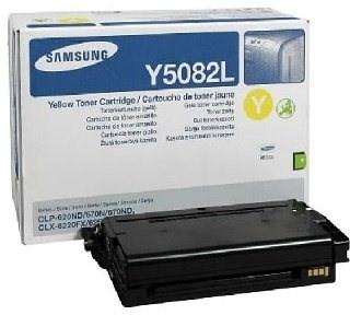 Samsung CLT-Y5082L sárga - Toner