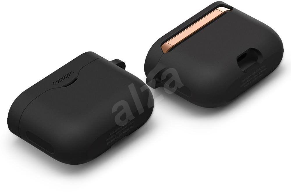 Spigen Silicone Fit Black Sony WF-100XM3 - Tok