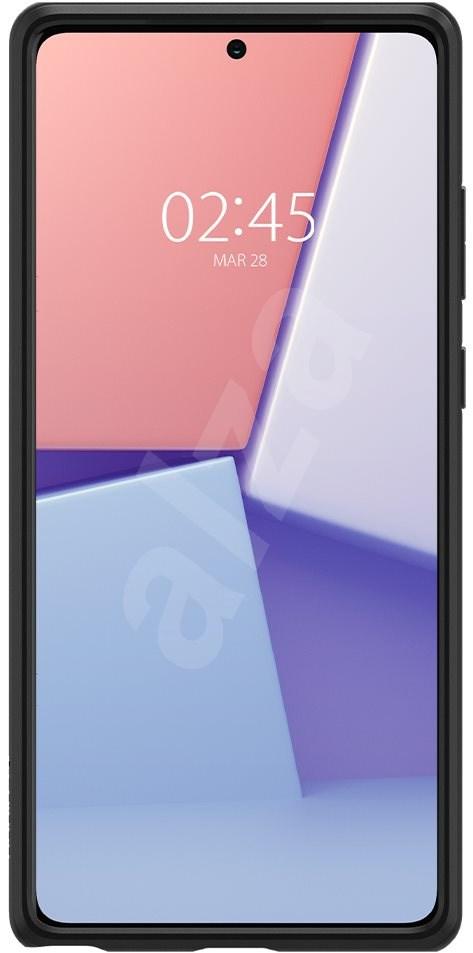 Spigen Ultra Hybrid Black Samsung Galaxy Note20 - Mobiltelefon hátlap