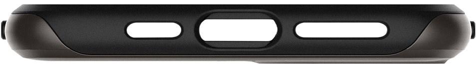 Spigen Neo Hybrid Gunmetal iPhone 11 Pro - Mobiltelefon hátlap