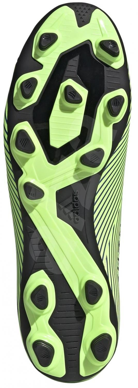 Adidas NEMEZIZ 19.4 FxG zöld/fekete EU 43 33 / 267 mm - Futballcipő.