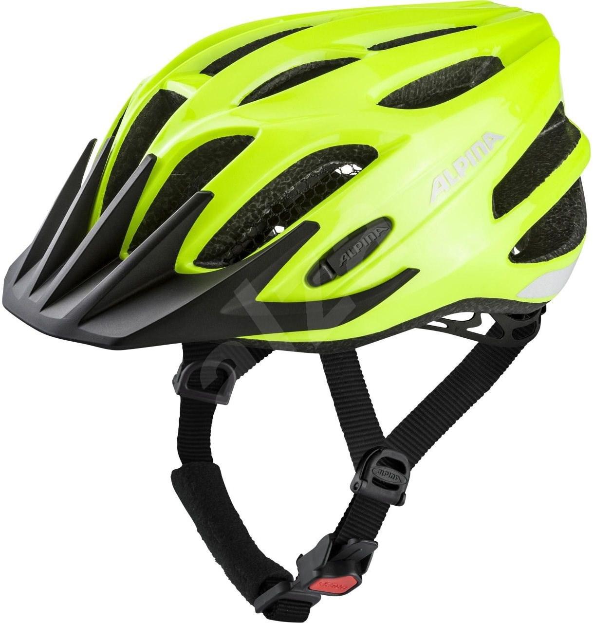 Alpina FB Jr. 2.0 Flash be visible reflective M - Kerékpáros sisak