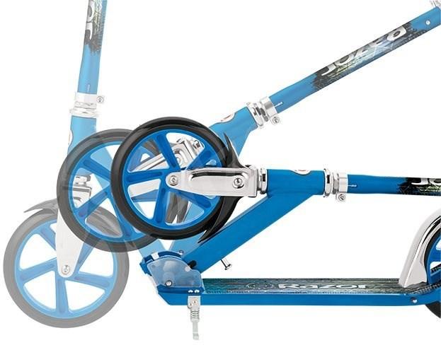 Razor A5 LUX - kék - Összecsukható roller