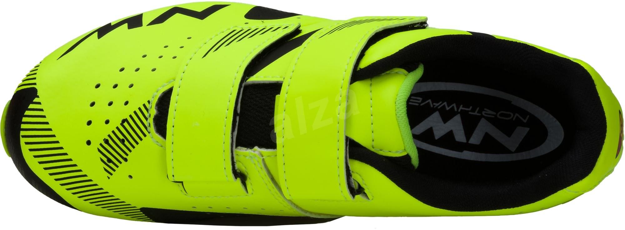 Northwave Hammer 2 Junior 33 - sárga/fekete - Kerékpáros cipő.