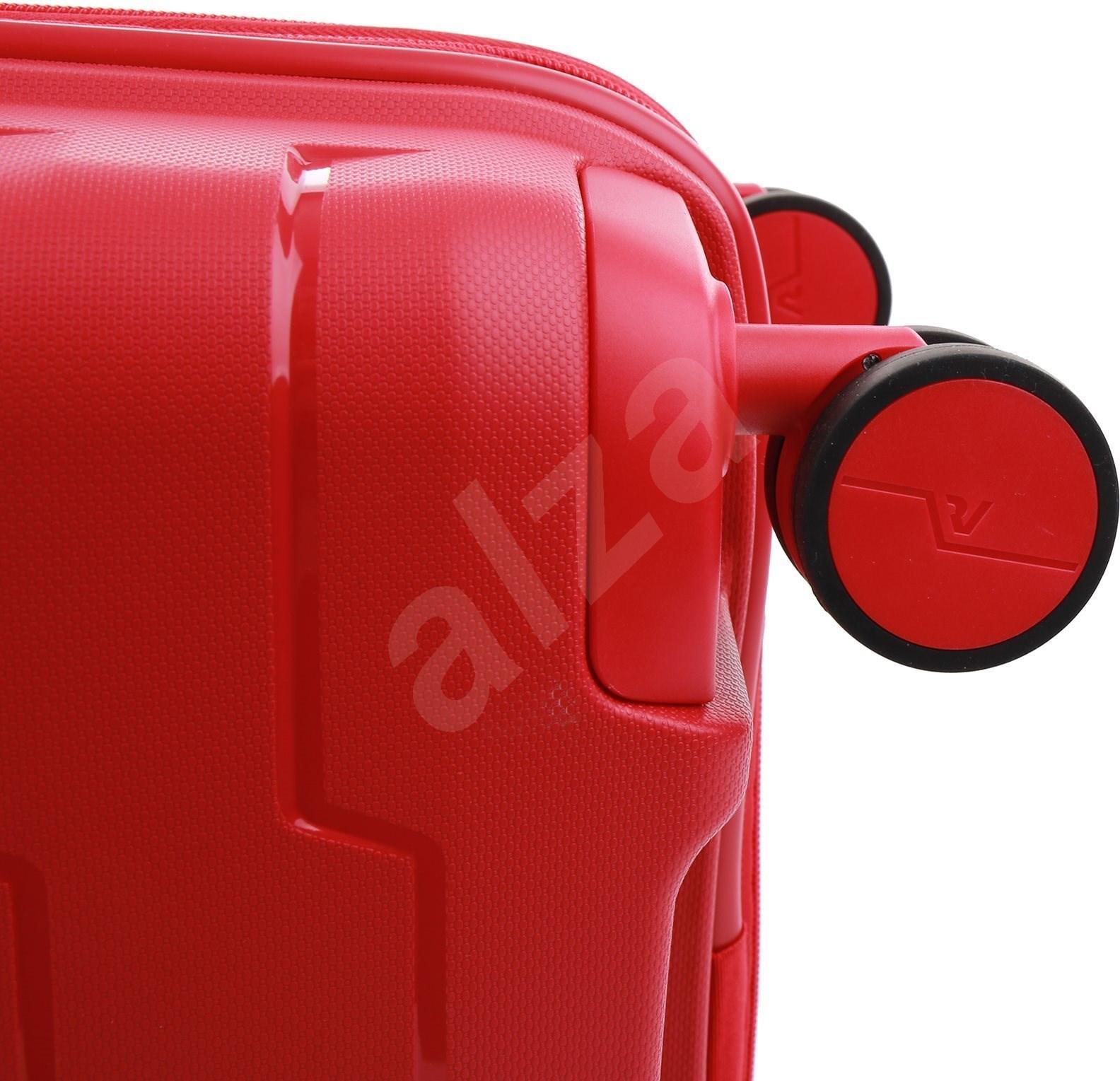 Roncato Skyline  55 cm  4 kerék  EXP piros - Bőrönd