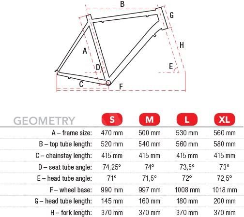 ROMET HURAGAN - mérete M/53 cm - Utcai bicikli