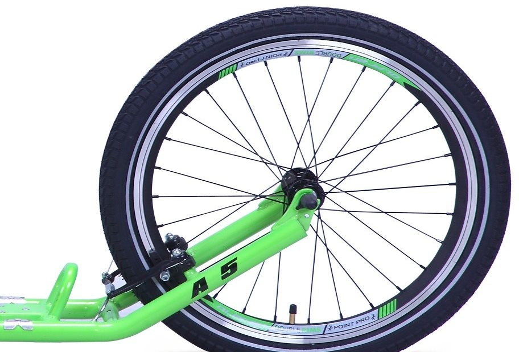 "Olpran  A5 - 20""/20"" zöld - Roller"