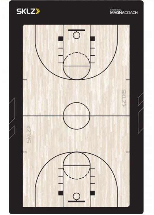 SKLZ MagnaCoach Basketball  edzőtábla kosárlabdához - Edzőfelszerelés