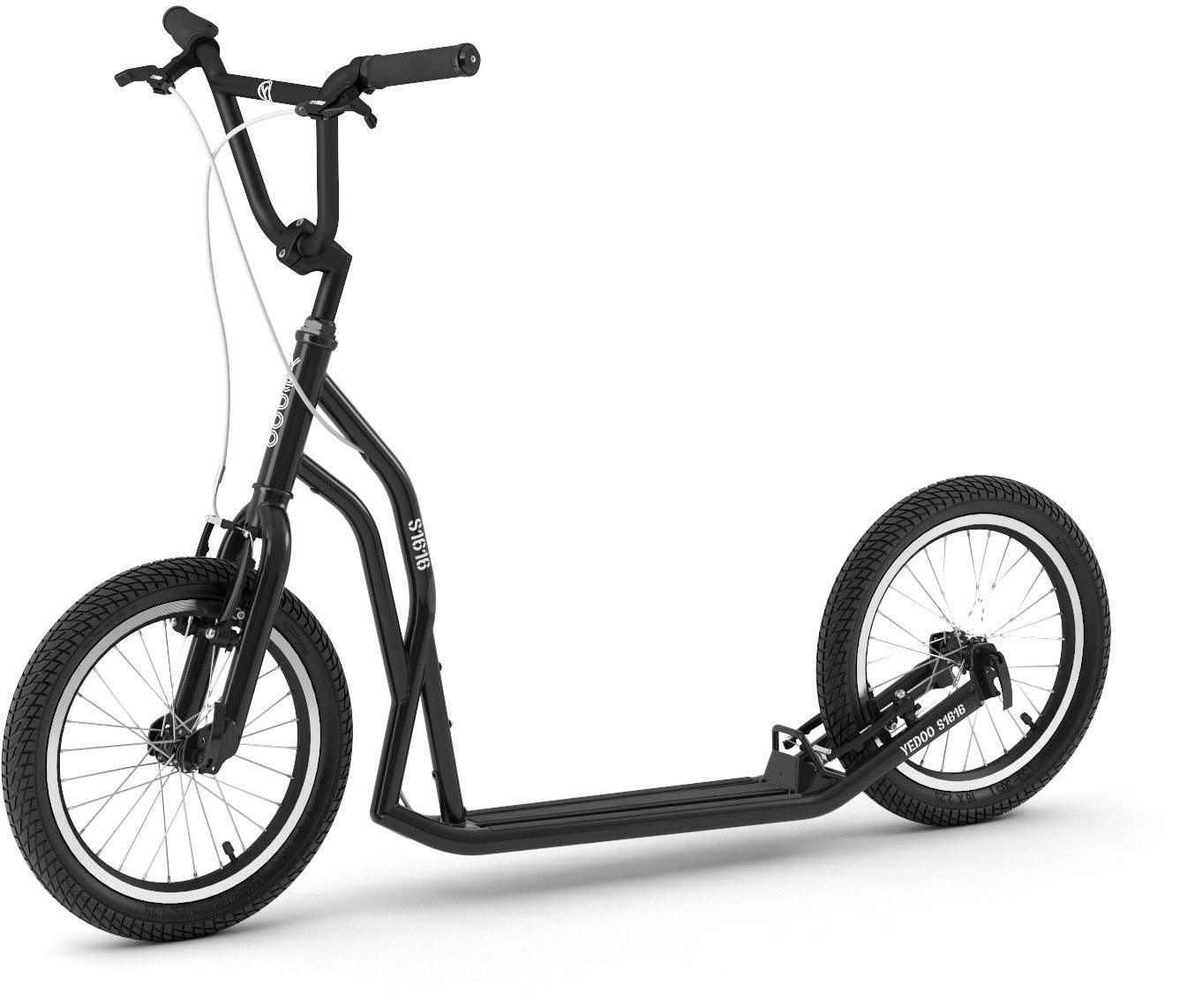 Yedoo S1616 Black fekete színű - Roller