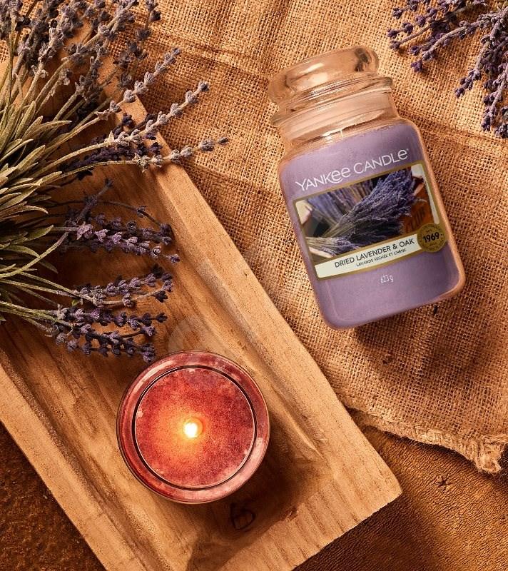 YANKEE CANDLE Crisp Campfire Apples 623 g - Gyertya