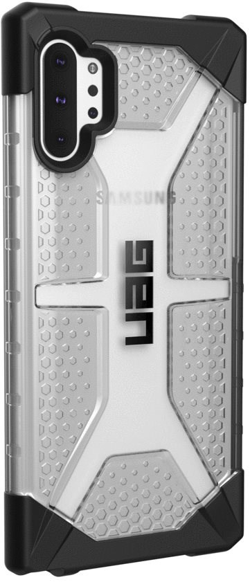 UAG Plasma Ice Clear Samsung Galaxy Note10+ - Mobiltelefon hátlap