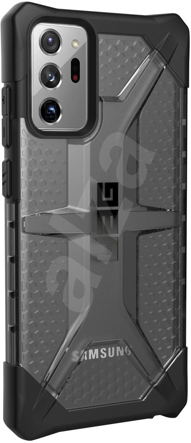 UAG Plasma Ash Smoke Samsung Galaxy Note20 Ultra 5G - Mobiltelefon hátlap
