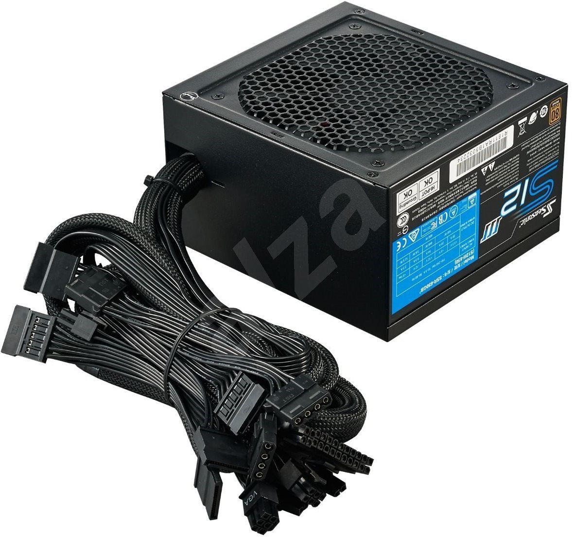 Seasonic S12III-650 - PC tápegység