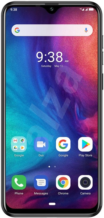 Ulefone Note 7P fekete - Mobiltelefon