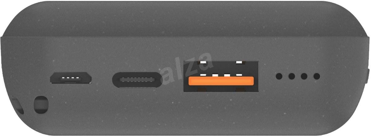 Uniq Hyde USB-C 18W PD 10000mAh Ash Grey - Powerbank