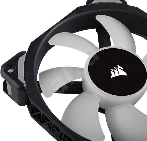 Corsair ML Pro RGB 120 mm Three Fan Kit High Static Pressure PWM - Számítógép ventilátor