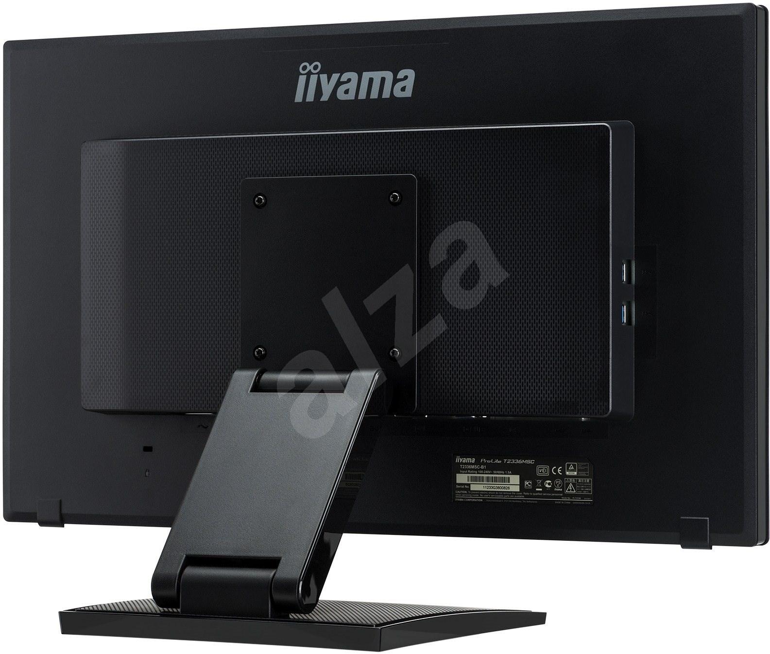 "23"" iiyama ProLite T2336MSC MultiTouch - LCD LED monitor"