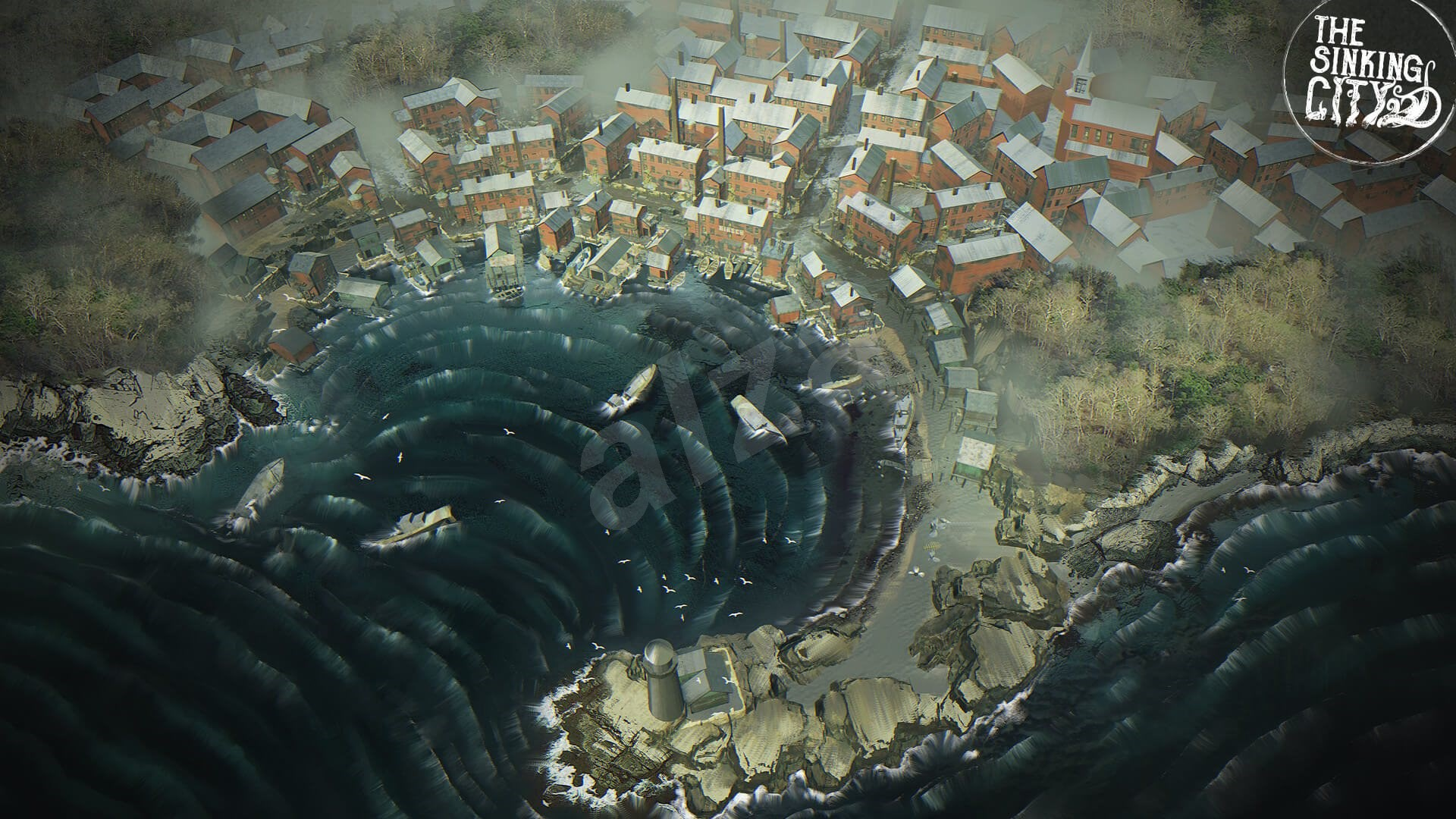 The Sinking City - PC játék