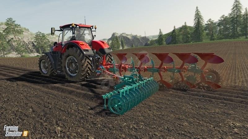 Farming Simulator 19: Alpine Expansion - Játék kiegészítő.
