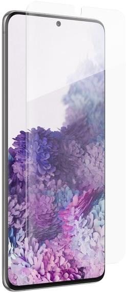 Zagg InvisibleShield Antibacterial Ultra Clear+ védőfólia Samsung Galaxy S20+ készülékhez - Védőfólia