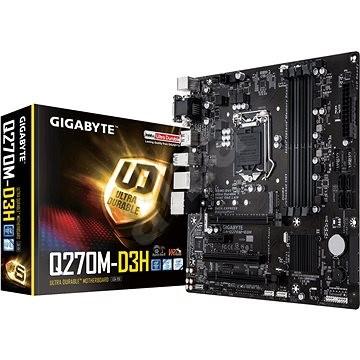 Gigabyte Q270M-D3H